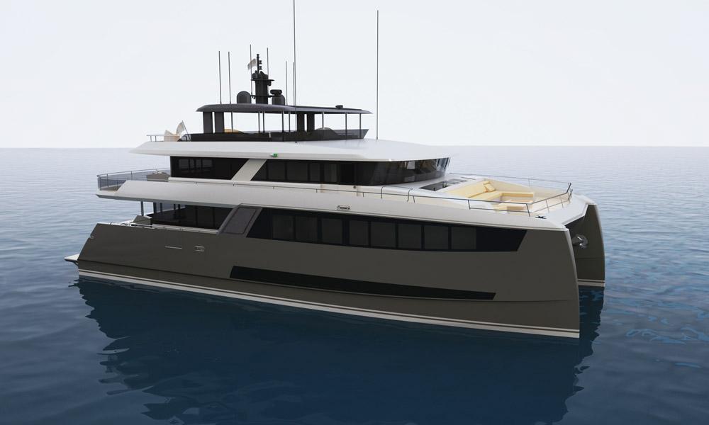Catamaran AmaSea 84